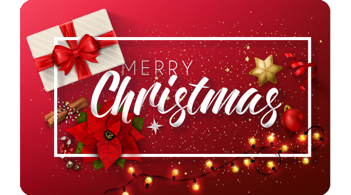 Merry Christmas Gift Card Northwest Auto Tire